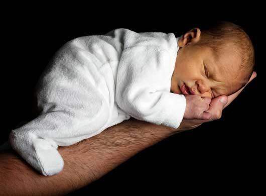 cullare neonato