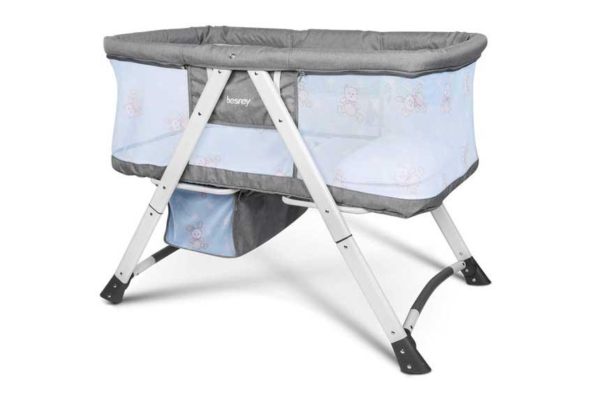Besrey baby cot